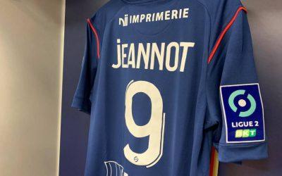 NII sera présent sur les maillots du SM Caen ce soir face au Havre