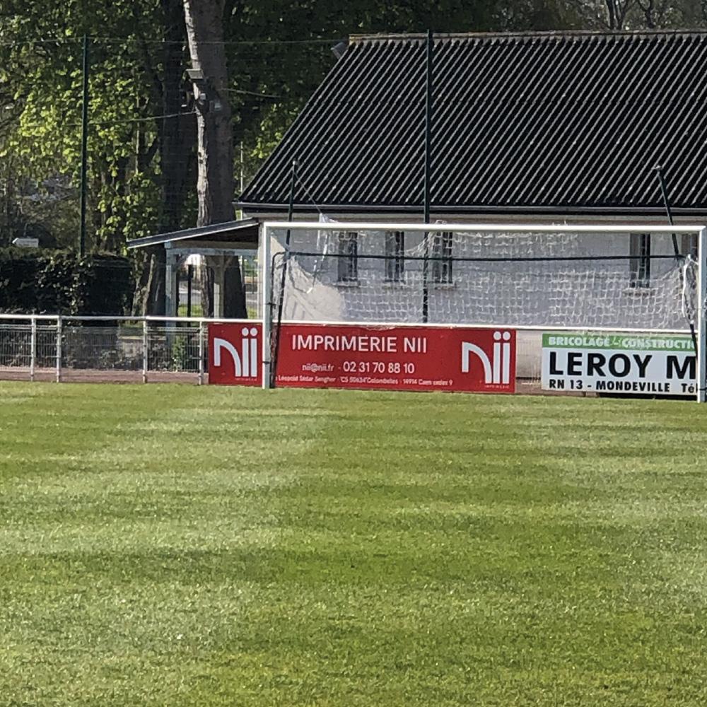 Panneau terrain de foot Nii